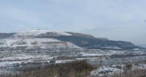 какая температура на кавказе зимой