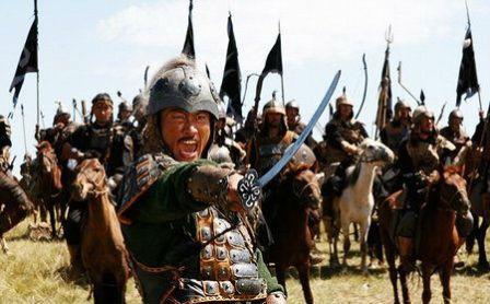 когда монголы напали на грузию