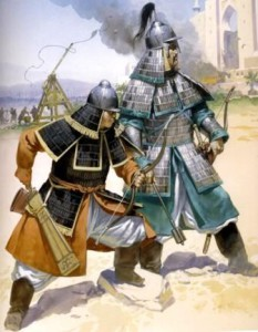 какие страны захватывали монголы