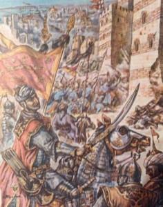 когда османы появились в Грузии