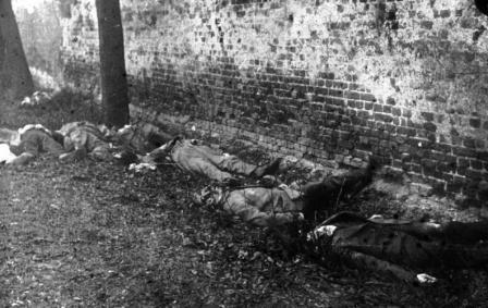 Когда был мятеж спартаковцев в Германии