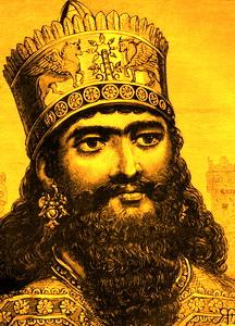 Какой вавилонский царь упоминается в Библии