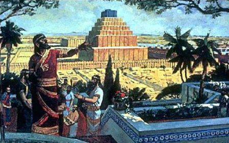 Как выглядел Древний Вавилон