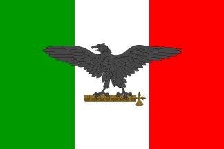 Как выглядел флаг фашистской Италии
