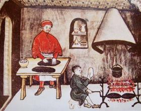 какова история французской кухни