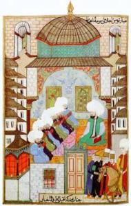 Османская империя - интересное