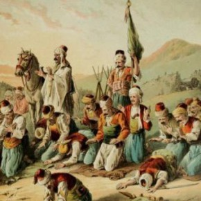 Интересное из жизни Османской империи