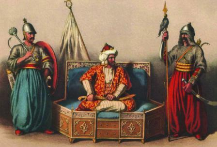 Каким был период Османской империи