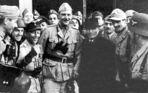 Как немцы освободили Муссолини