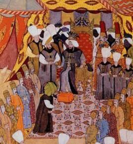 как жили османские султаны