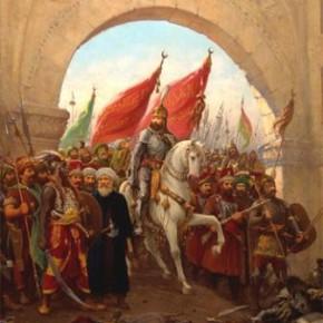 интересное из истории османов