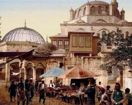 что интересного было в Османской империи