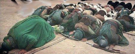 Что такое намаз, как молятся мусульмане