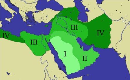 при каком халифе что завоевали мусульмане