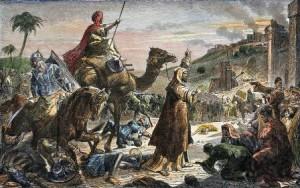 Как завоевания мусульман повлияли на христианство