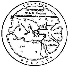 Как древние греки представляли себе мироустройство