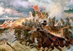 как лошадь использовали на войне