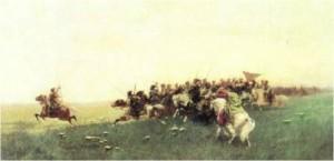 Как на Кубани появились запорожские казаки