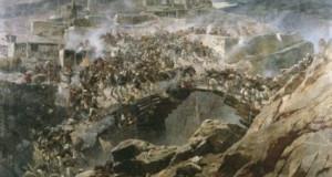 из-за чего началась кавказская война