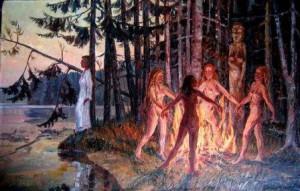 какие праздники были у древних славян