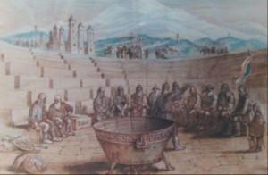 какой народ первым пострадал от кавказской войны