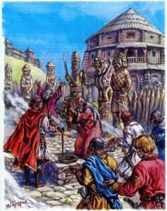 Как звали верховного бога у славян