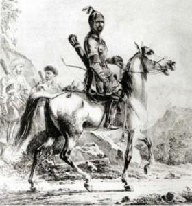 как адыги воевали в кавказскую войну