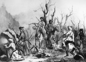 как воевал кавказ