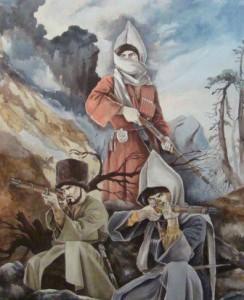 джихад на кавказе