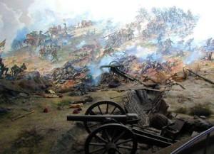 как воевали русские в кавказскую войну