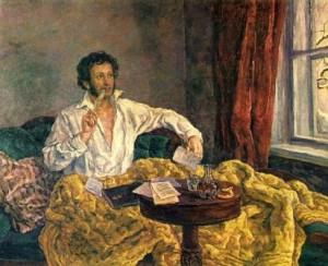 биография пушкина