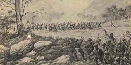 как адыги сражались с русской армией