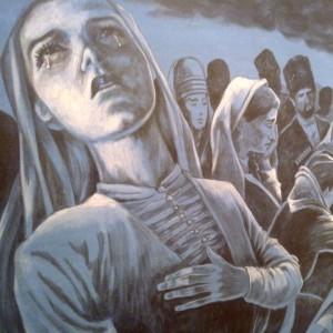какие бедствия переживали адыги в прошлом
