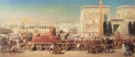 как жили древние египтяне
