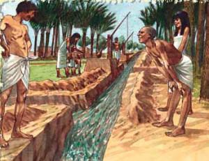 что лежало в основе древнеегипетской цивилизации