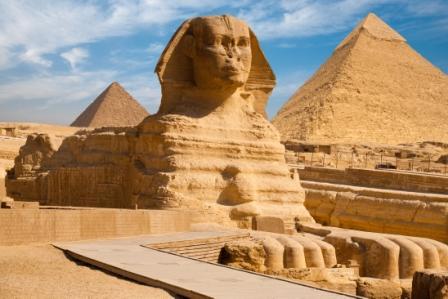 что осталось от древнего египта