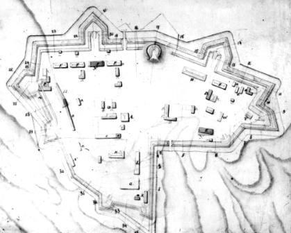 как были устроены русские крепости на кавказе