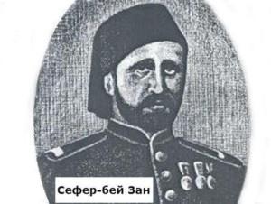 кто был главным у адыгов в кавказскую войну