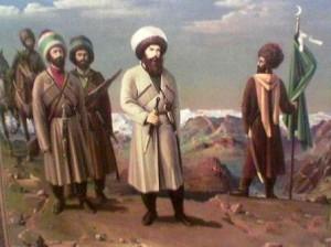 когда николай 1 приезжал на кавказ