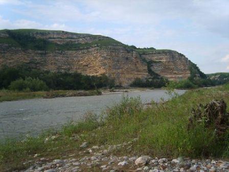 Междуречье Кубани и Лабы. Река Уруп