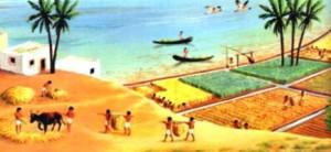 как древние египтяне возделывали землю