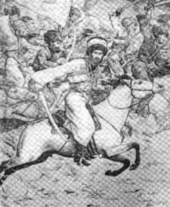 когда кавказские горцы достигли наибольших успехов в войне с россией
