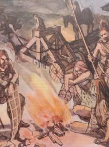 как воевали древние германцы