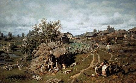 как складывалось древнерусское государство
