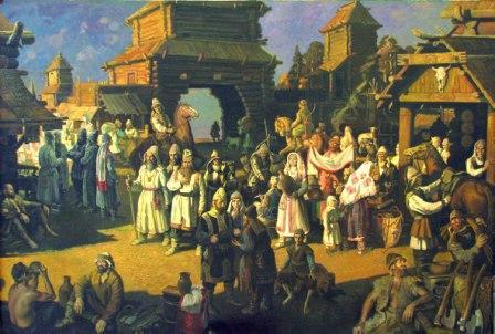 как развивалась Киевская Русь