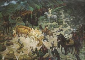 как страдал народ в кавказскую войну