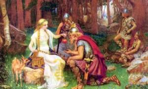 как древние германцы-варвары относились к женщине