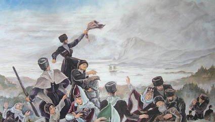 как воевали адыги в кавказскую войну