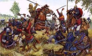 как русь воевала с византией