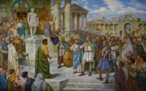 какие отношения были между русью и византией